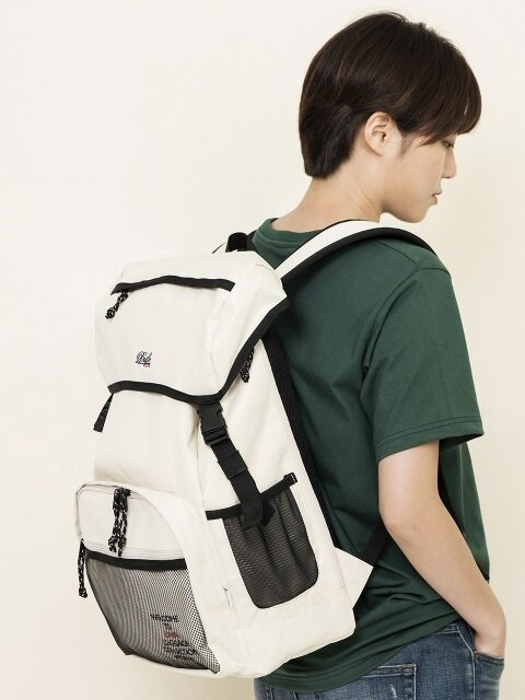 COVER BACKPACK - IVORY