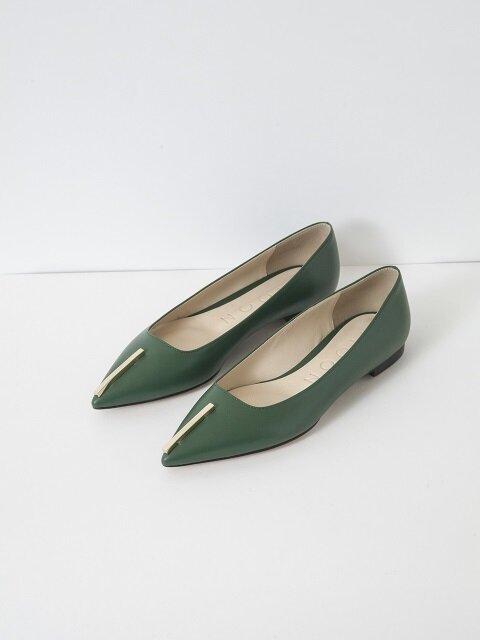 Rosie Flat - Green