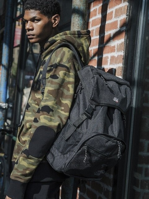 COVER BACKPACK - BLACK