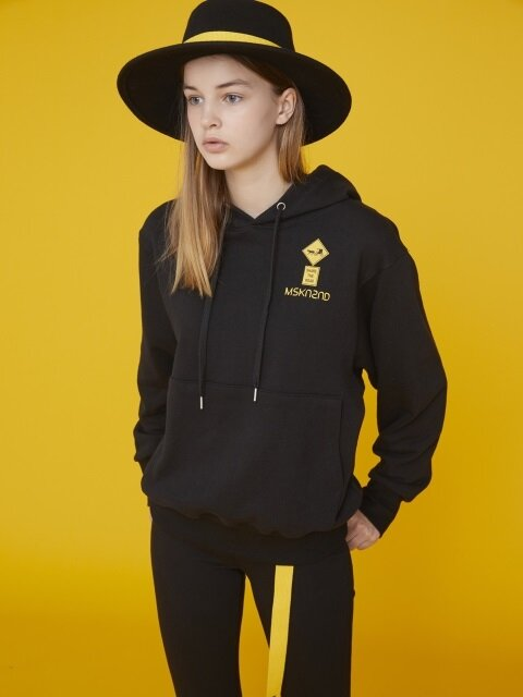 SHARE THE ROAD HOODY BLACK