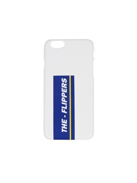 THE FLIPPERS PHONE CASE_white