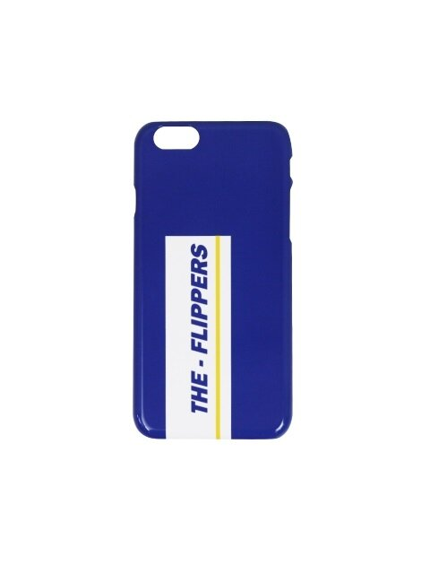 THE FLIPPERS PHONE CASE_blue