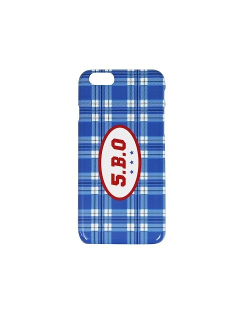 5.B.O CHECK PHONE CASE_blue