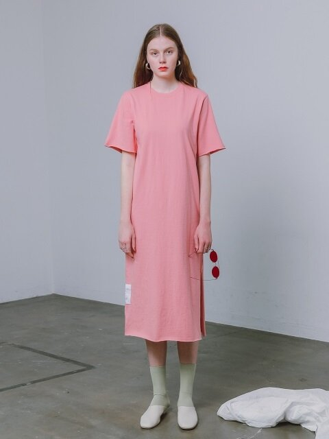 LABEL COTTON OPS - PINK