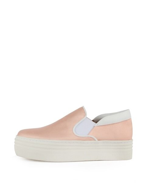 Silk Satin Slip-on 3122PK