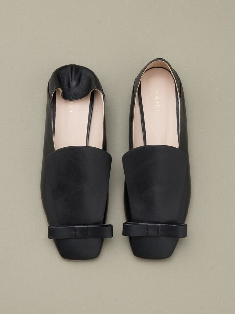 Be the first one loafer_black