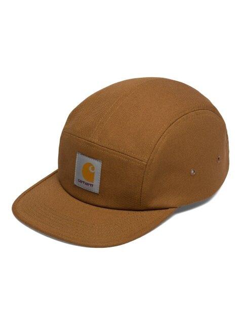 BACKLEY CAP (HAMILTON BROWN)