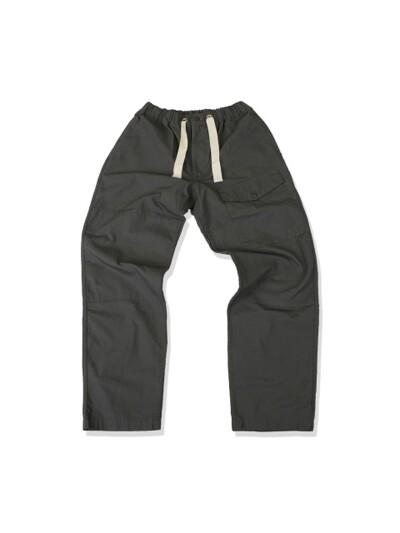 Swellmob string deck pants -charcoal-