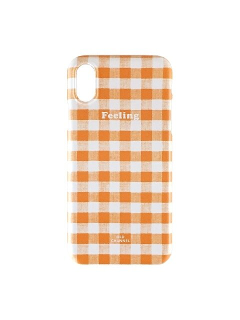 GINGHAM CHECK Phone case - Feeling