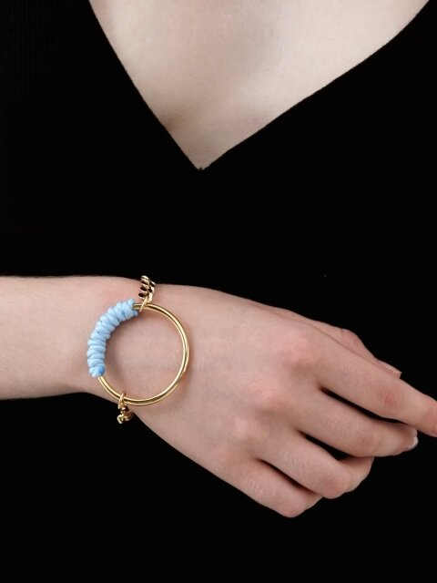 Color Rope Chain Bracelet