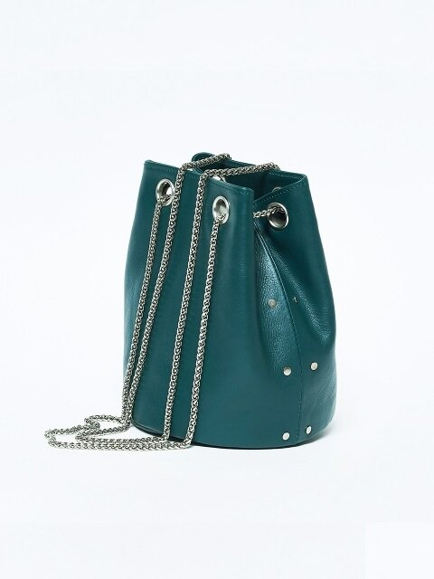 12 MINI BUCKET / blue green