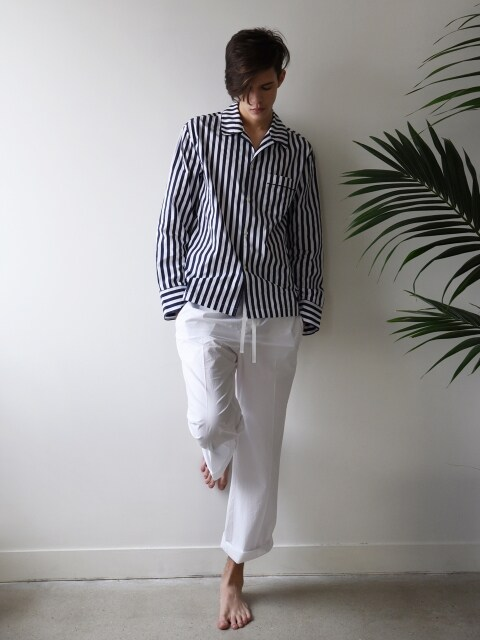 M Pajama Pants  _ White