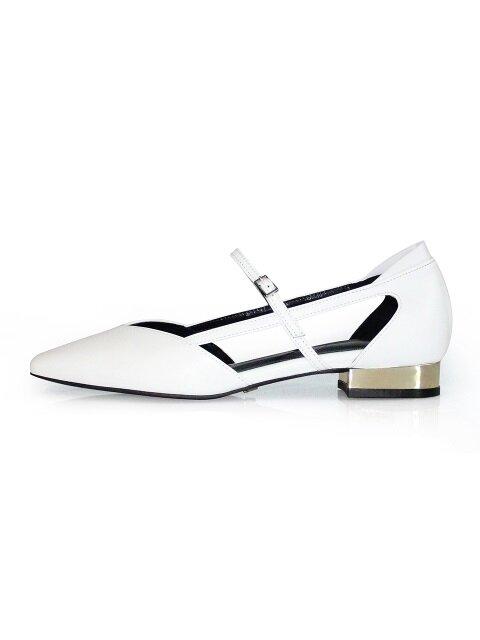 FLAT  - BHPL208 White