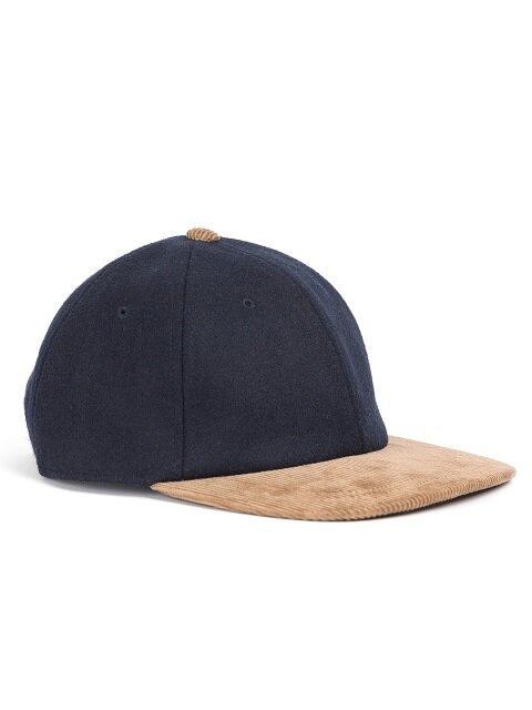 WOOL CAP (navy)