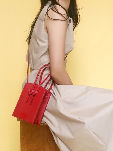 PEGGY BAG_RED