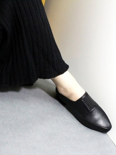 BAND LOAFER IGB-NL BLACK