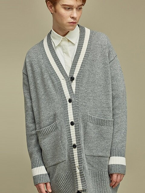 [SALE 30%] MARCH CARDIGAN GR