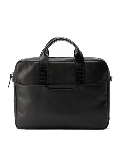 Functional document bag [black]