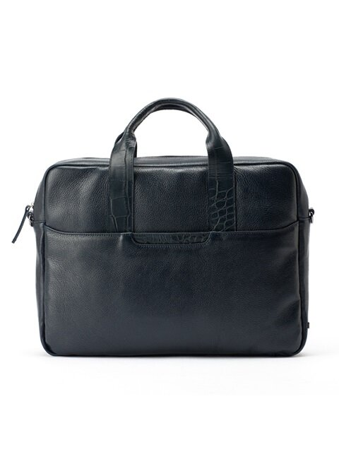 Functional document bag [navy]