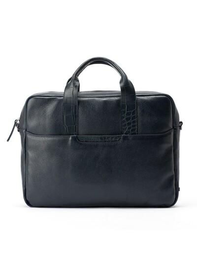 Functional document bag [navy]