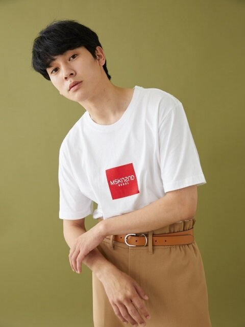 BOX LOGO SS T-SHIRT WHITE