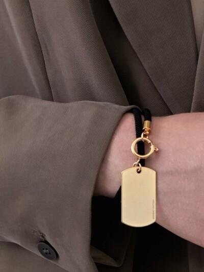 Soldier Tag Bracelet (or Choker)