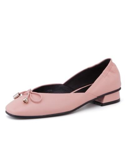 Anybody Anywhere Flat Shoes Pink_0049