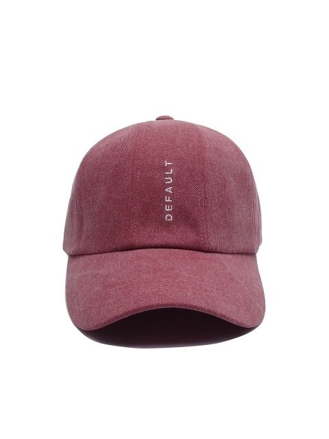 WASING 7 PANEL CAP(RED)