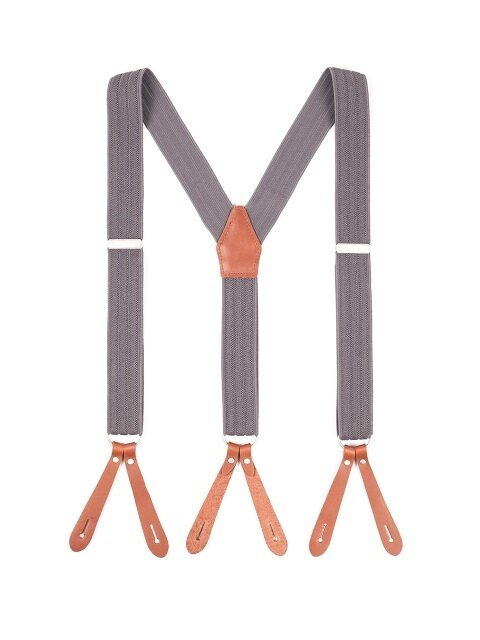 WB SUSPENDER (grey)