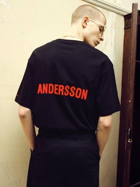 유니섹스 테크노 심볼 티셔츠 atb184(Black)