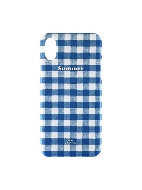 GINGHAM CHECK Phone case - Summer