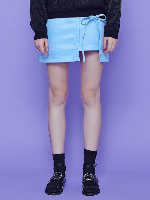 strap skirt