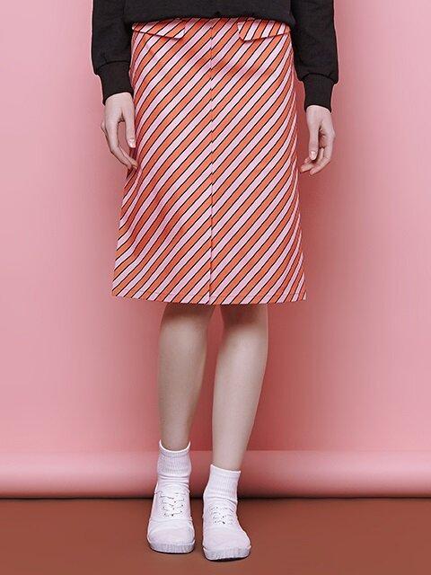 candy slit skirt