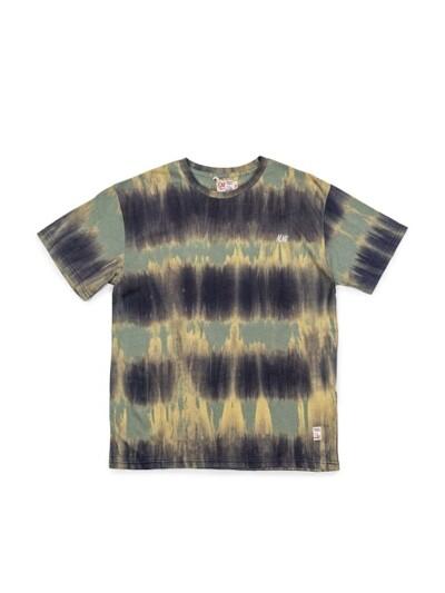 Tie Dyed tee / Navy