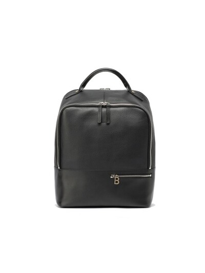 Inclined Backpack [Black]