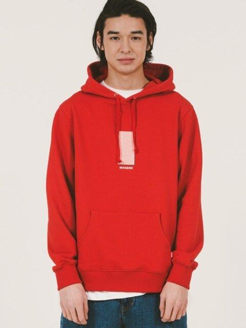 GUM HOODIE (RED)
