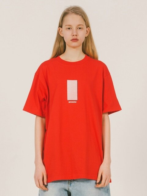 GUM TEE (RED)