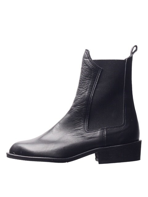 Ankle lock chelsea boots(P5641)