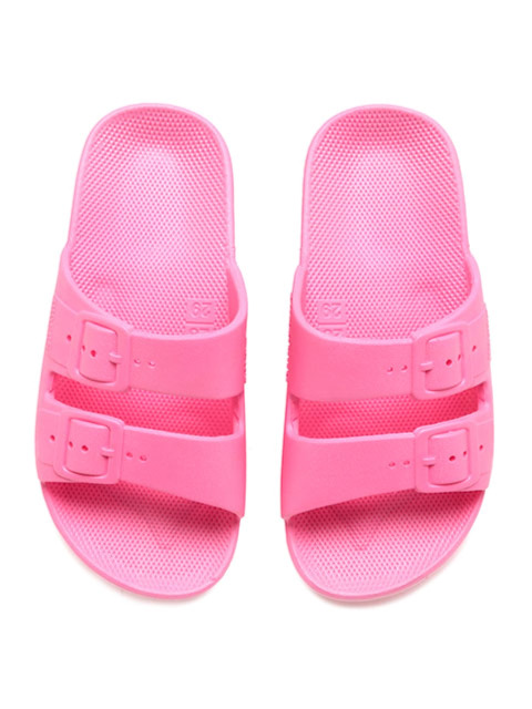 MOSES KIDS FREEDOM SLIPPERS BUBBLE GUM