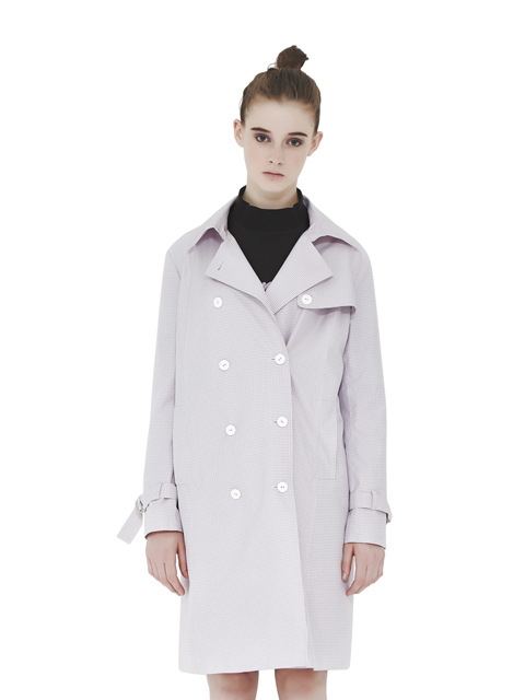 trench rain coat