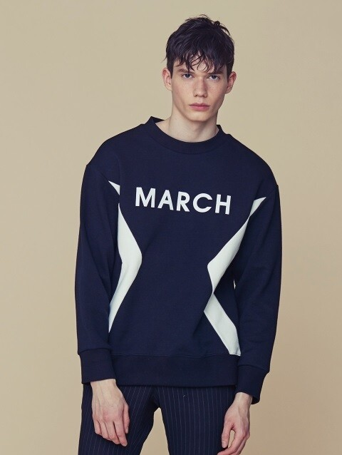 [SALE 30%] 17 MARCH SWEATSHIRT NY