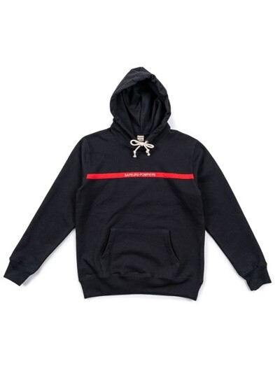 Sapeurs Hooded / Navy