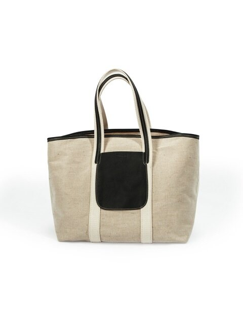 linen shopper bag_5colors
