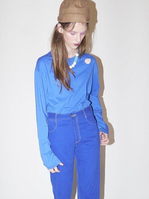 HOLE VIVID T - BLUE