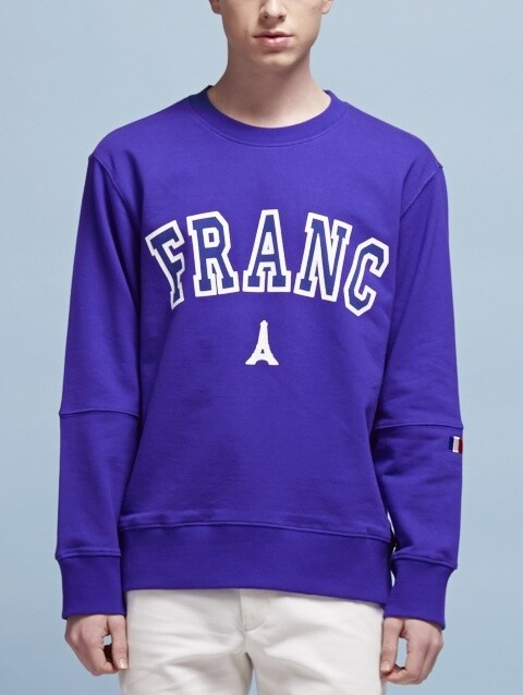 FRANC SWEATSHIRT (BL)