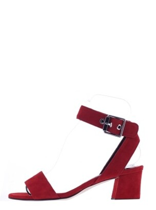 Back cross strap round toe open(P7130)