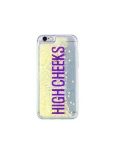 My Name Glitter Phonecase_Lemon