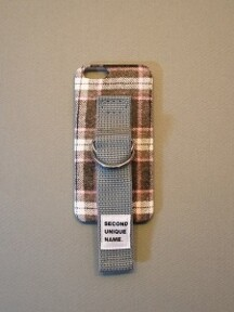 SUN CASE FLANNEL GREY