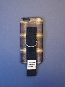 SUN CASE FLANNEL NAVY