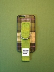 SUN CASE FLANNEL OLIVE